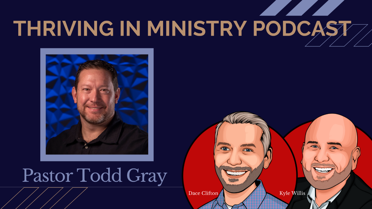 Season 4 Episode 1: 4 Questions for Pastor Todd Gray